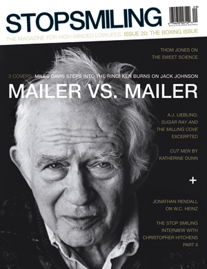norman mailer boxing essay